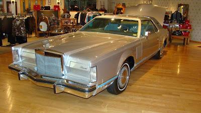 Jock Ewing '77 Mark V