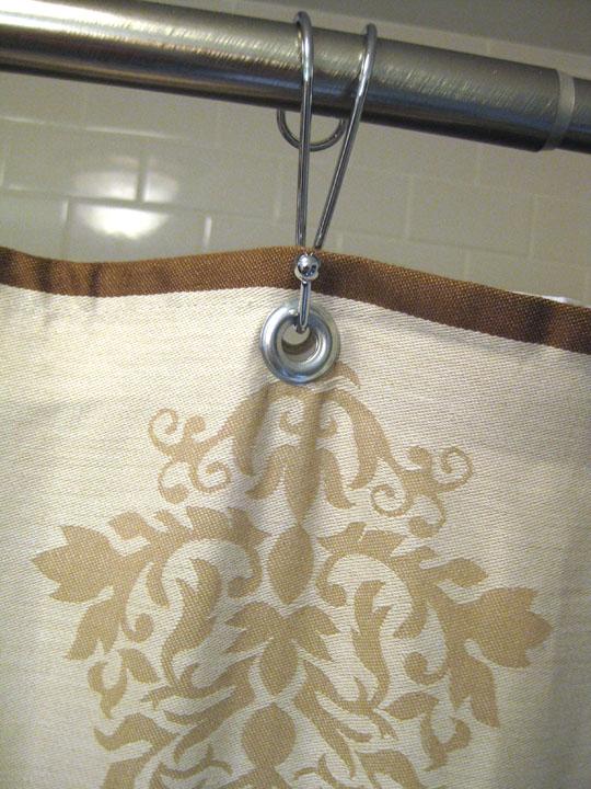 Sohl Design DIY Shower Curtain