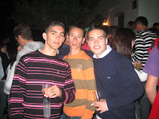 Josele, Carlitos y yo