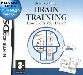 Nds Roms - Brain Training