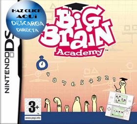 Descargar roms nds - Big Brain Academy