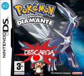 Nds roms - Pokémon Diamante - Descarga Directa