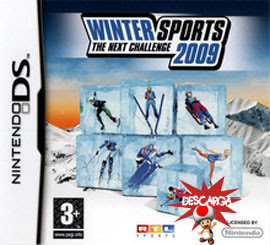 Nds - Winter Sports The Next Challenge 2009 - Roms