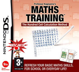 Nds - Maths Training - Professor Kageyama´s - Nds