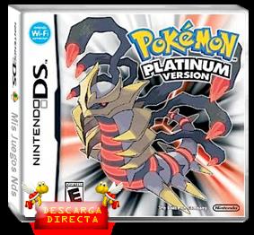 Pokemon Platino ds rom español