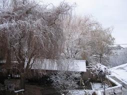 Nieve en City Bell