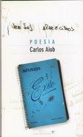 """""""Versos aparecidos"""" de Carlos Aiub"""
