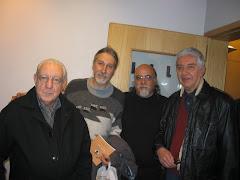 Madrazo, Sacchi, Pallaoro, Vásquez