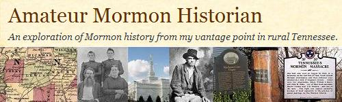 Amateur Mormon Historian