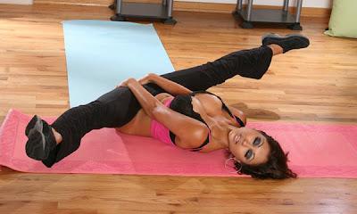 cewe seksi yoga