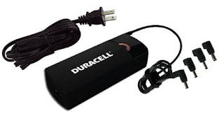 Duracell Universal Netbook Adapter