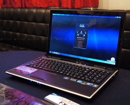 MSI FX600 Laptop Now Available In Japan