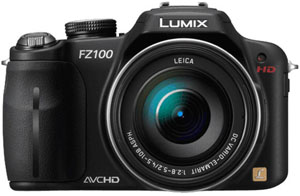 Panasonic Lumix DMC-FZ100 Firmware 1.1 Released