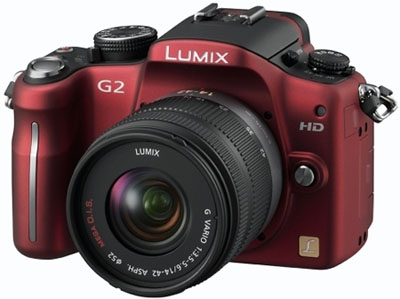 Panasonic Lumix G2 Firmware Update Version 1.1