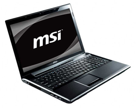MSI FX610MX 15.6-inch Laptop