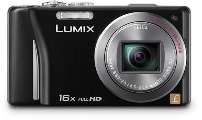 Panasonic DMC-TZ20 And DMC-TZ18 Compact Cameras