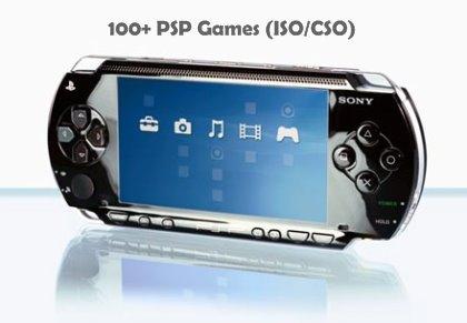 Percuma Game PSP