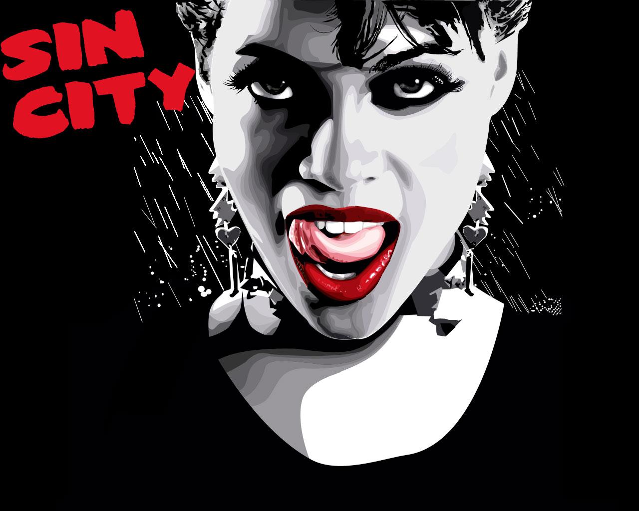 סרט ובירה - Sin City