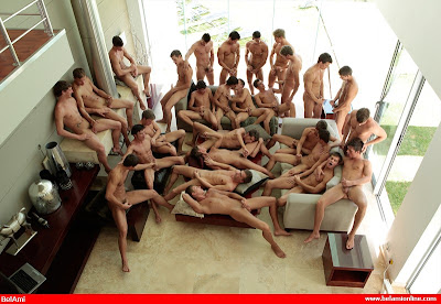 27 Boy circle jerk from BelAmiOnline