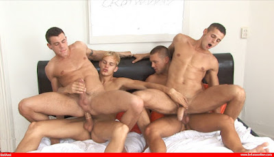 Bel Ami Online presents CockyFriends with Luke Hamill & Manuel Rios