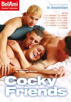 Bel Ami Online presents Cocky  Friends