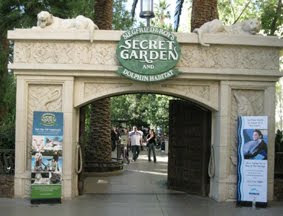 entrance to secret garden