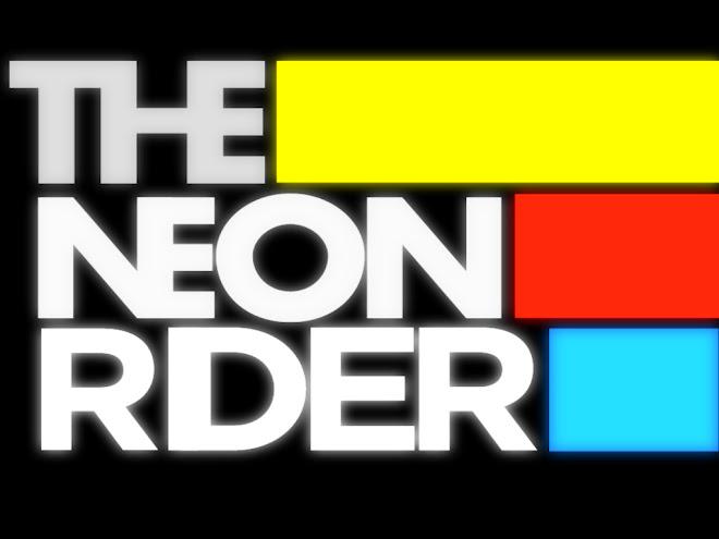 The neon rider