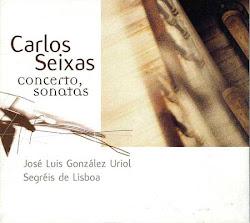 Carlos Seixas, Rebel e Beethoven