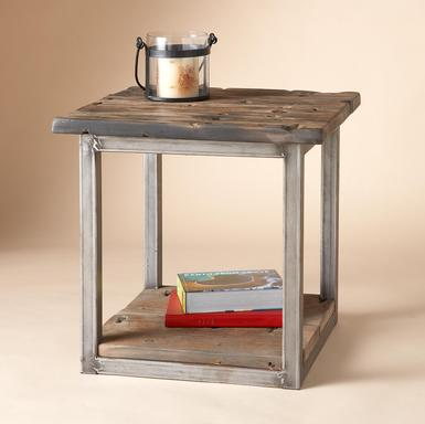 Sundance Catalog Tugboat Side Table 595