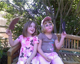 Sophia and Sarah Enjoy the Day
