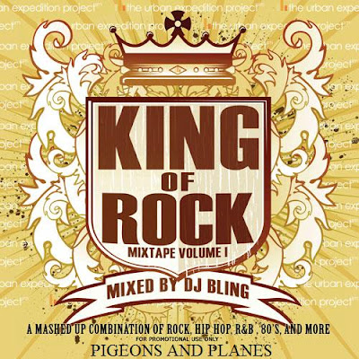 Sick Mash Ups!!! DJ Bling – King of Rock