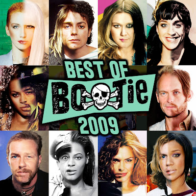 BestOfBootie2009 CDcover Best Of Bootie: 22 Track Mash Up Compilation
