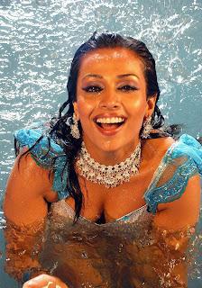 Asha Saini sexy pose