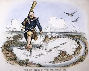 LATIN AMERICA C & C: The Monroe Doctrine and the Roosevelt Corollary