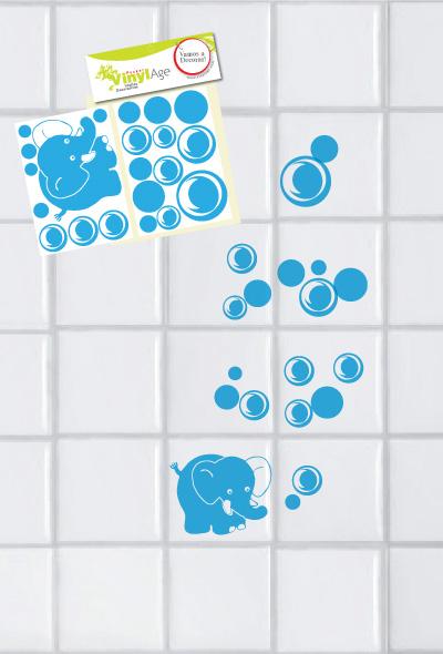 Cancion Infantil Baño De Burbujas:Vinilos Decorativos Infantiles, Florales y de Adultos – VinylAge