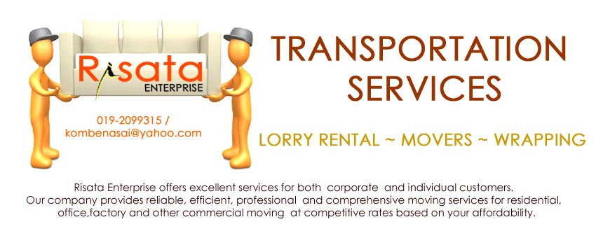 RISATA ENTERPRISE : TRANSPORTATION SERVICES