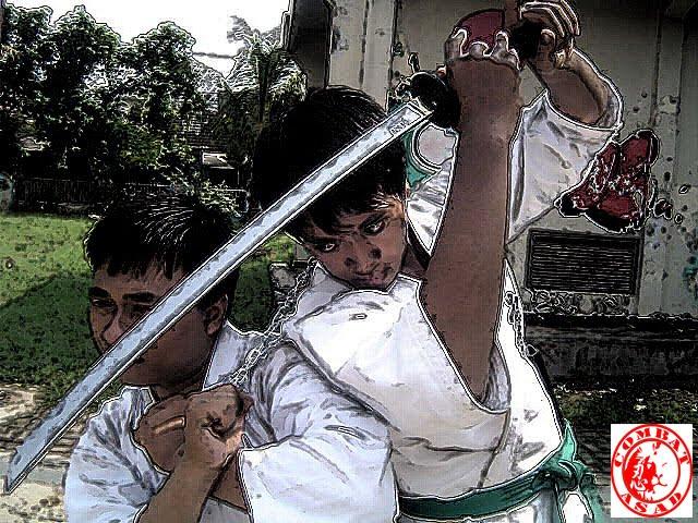 ninjutsu indonesia club bekasi  asad combat