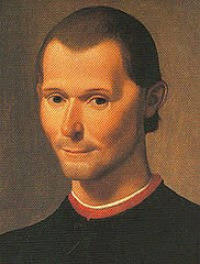 Niccolio Machiavelli
