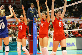 Women's Volleyball Team
