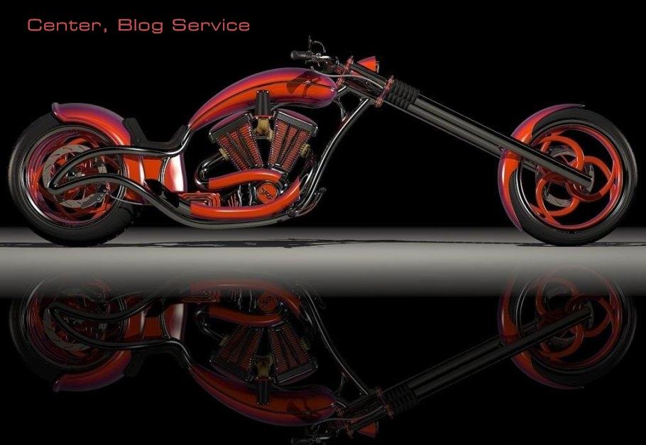 Center, Blog Service