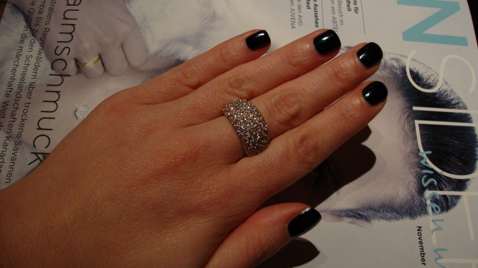 Glimmer over Glitter: Meine Ringe: Sarah Kern - Teil 2