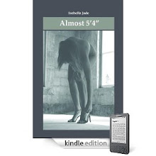 "My modeling memoir Almost 5&#39;4"" is on the Kindle"