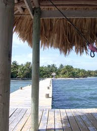 87 33 30 W, 17 12 30 N              Long_Caye, Lighthouse Reef Atoll, Belize, Central America
