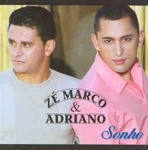 Z� Marco e Adriano - Sonho - (Voz e Playback) 2003