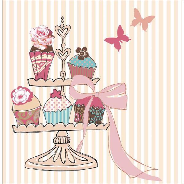 Especialista en Cup Cakes