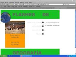 FLASHES DE GEOGRAFÍA