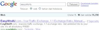 google indeks