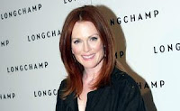 Julianne Moore's Quitting Smoking