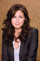 Maura Tierney - Trying to quit smoking