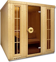 The Easy Solution to A Home Sauna